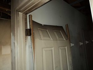 Cocoa Beach Public Adjuster Fire Damage Paint-this-Door