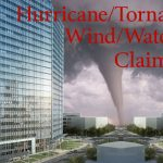 Pipe Breaks Property Claims Hurricane wind Claims