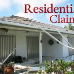 Residential Pipe Breaks Property Claims Hurricane wind Claims